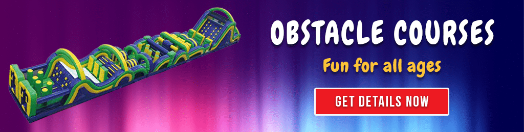 Edmonton Obstacle Course Rentals