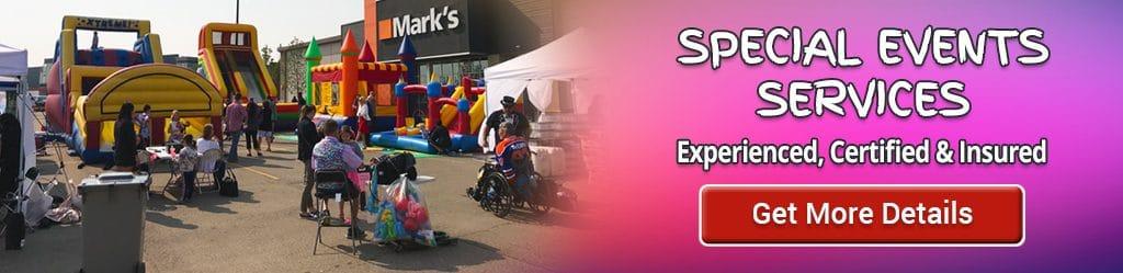 Special Events Edmonton