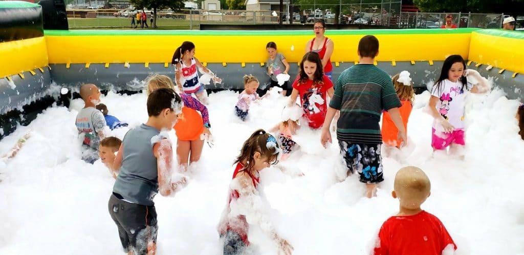 Edmonton Foam Party Rentals